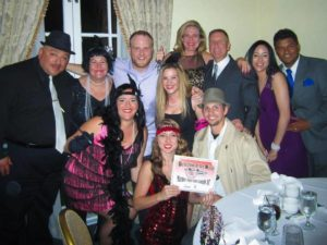 Dade Legal Aid Childrens Services Winning Murder Mystery Dinner Team